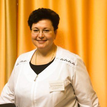 д-р Брюн Елена Владимировна