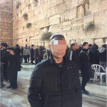 Пациент наркологической клиники Ника-Израиль в Иерусалиме