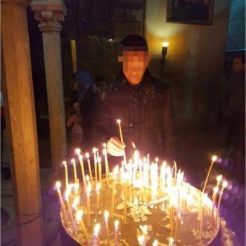 Пациент Ника-Израиль в Иерусалиме