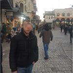 Пациент клиники Ника-Израиль в Иерусалиме