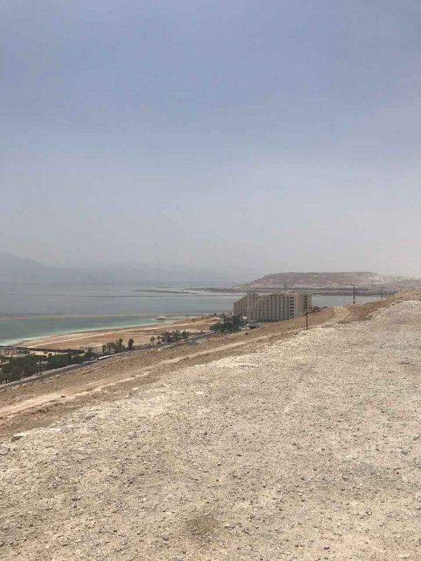 Поездка на мёртвое море