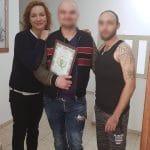 Психолог Инна Телепинская и выпускник нашего центра